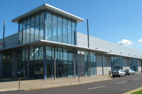Commercial Window Supplier Walsh Windows Limerick