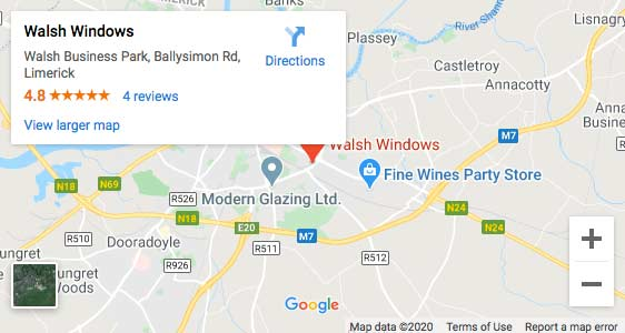 walsh-windows-location-map-limerick