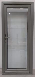 Back door full glass